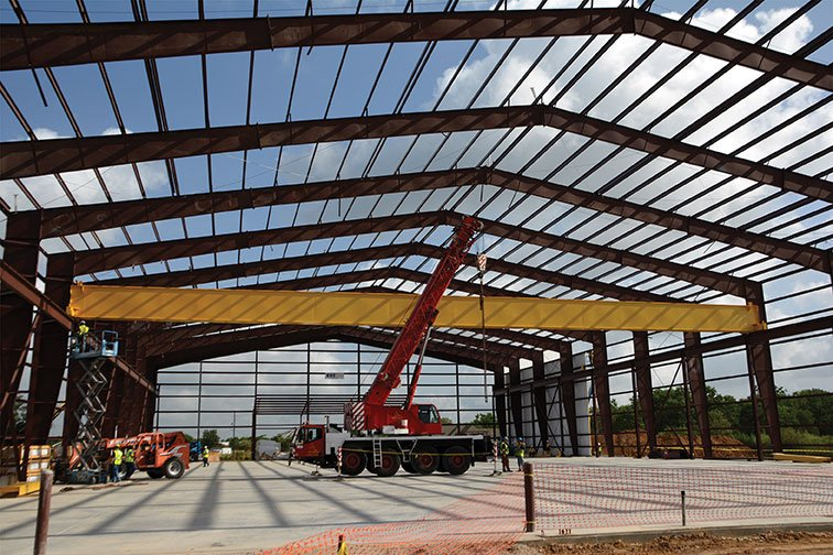 Metal Buildings Steel Framing Systems Amp Building Components