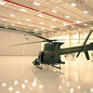 Aviation Buildings Sbs