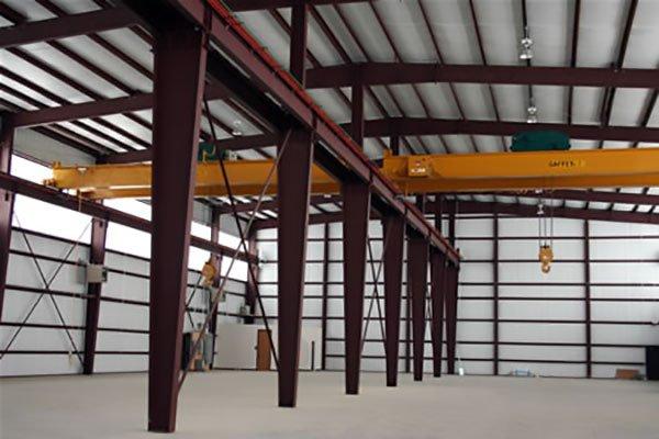 Crane Metal Buildings