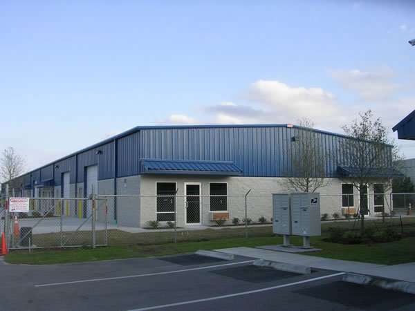 Office Metal Buildings