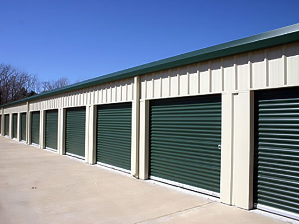 Self Storage Metal Buildings