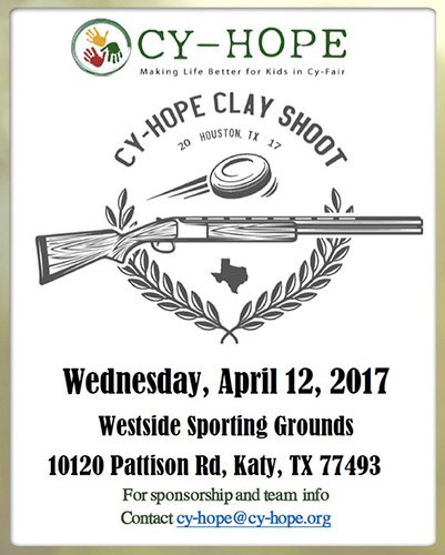 cy hope clay shoot