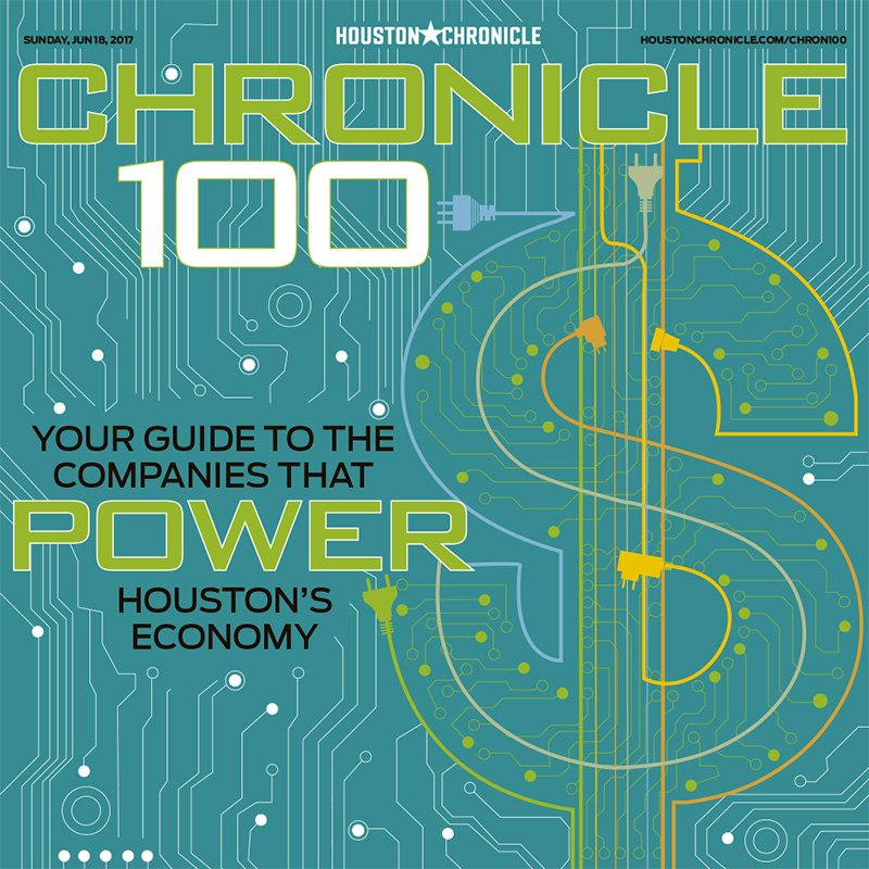Houston Chronicle 100 Private Companies - 2017