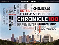 Houston Chronicle Top 100 Private Companies - 2018