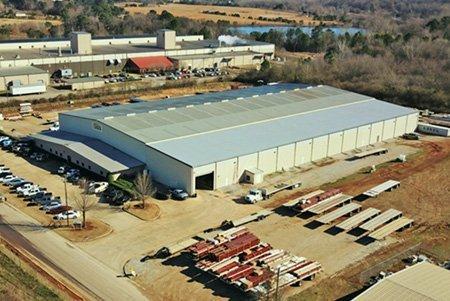 SBS Hueytown, AL Plant