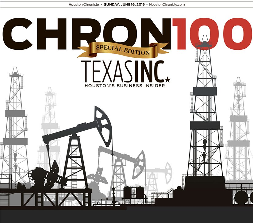 Houston Chronicle's Top 100 Private Companies 2019